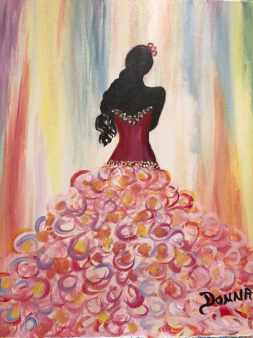 Afro Women #54