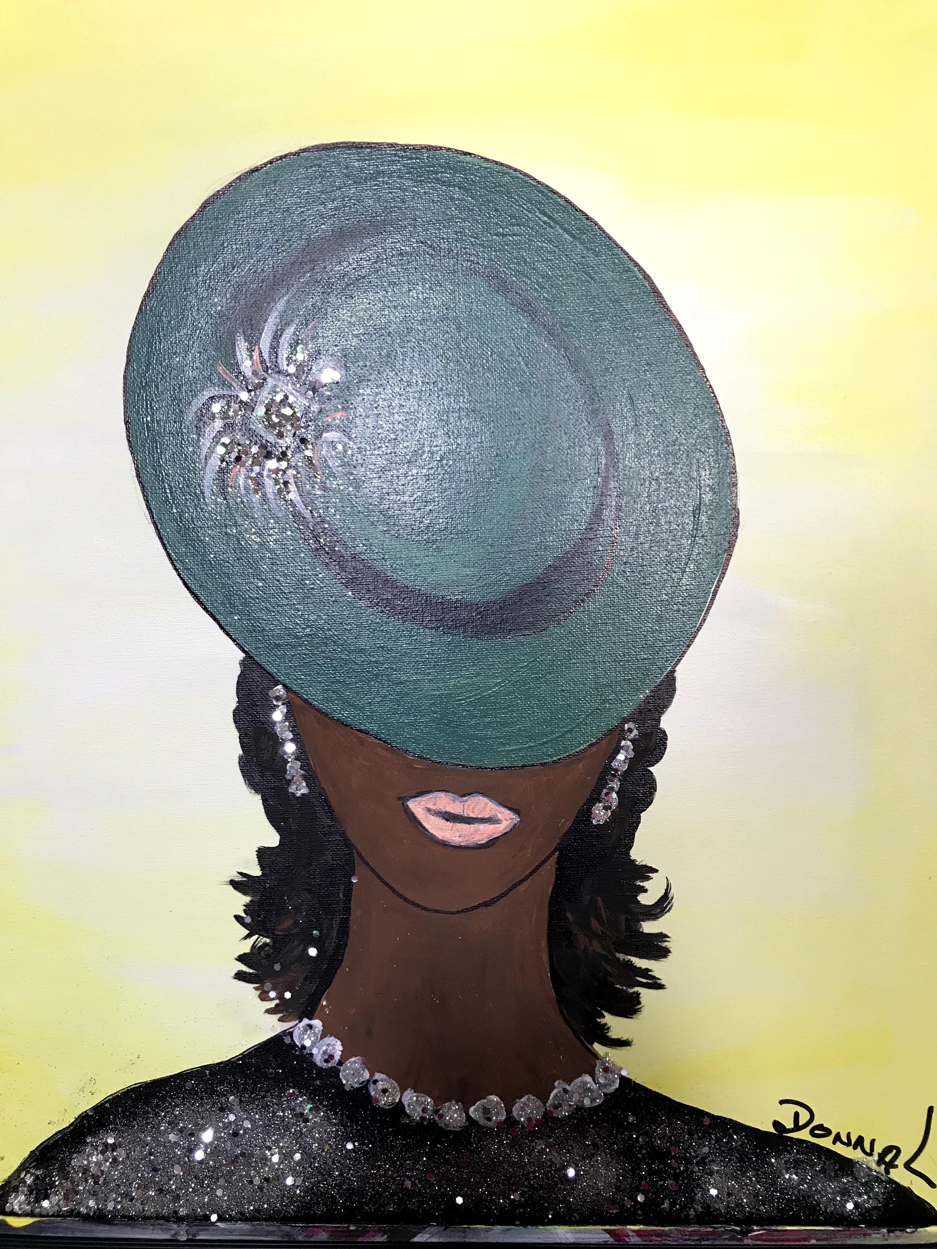 Women in Hats #10