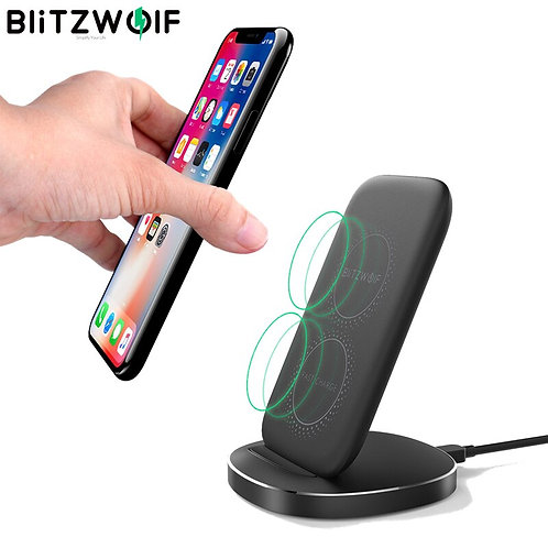 Smart Wireless Fast Charger Stand Holder
