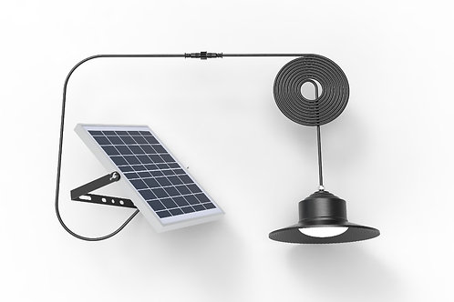 150W Solar Flood Light Outdoor Remote Control Dusk Sensor