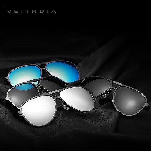 Photochromic Sunglasses Polarized UV400 Lens Eyewear Aluminum Magnesium