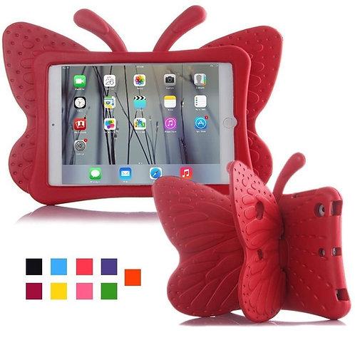 iPad Mini Case 7.9 inch For Kids Shock Proof 3D Butterfly