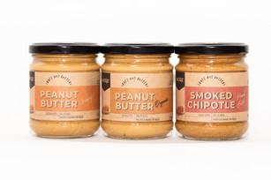 peanut crunchy organic chiplote