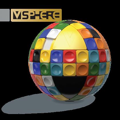 V-Cube / V-Sphere Puzzle
