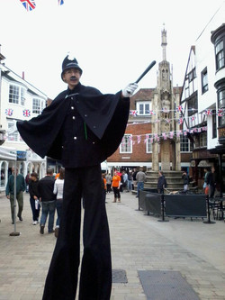 Victorian Police Officer