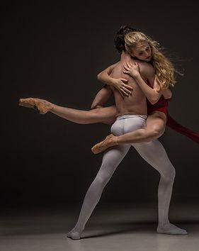Contemporary Dance Couple