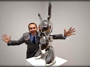 Les oeuvres des artistes contemporains les plus cotés