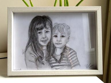 dessin personnalise enfant