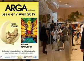 45ème SALON ARGA - Gagny du 25 et 26 avril 2020