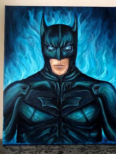Power of DarthBat (Batman)