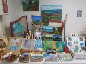 Mon exposition à Rosny sous Bois