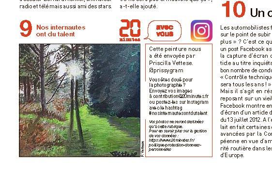 Journal 20 Minutes France