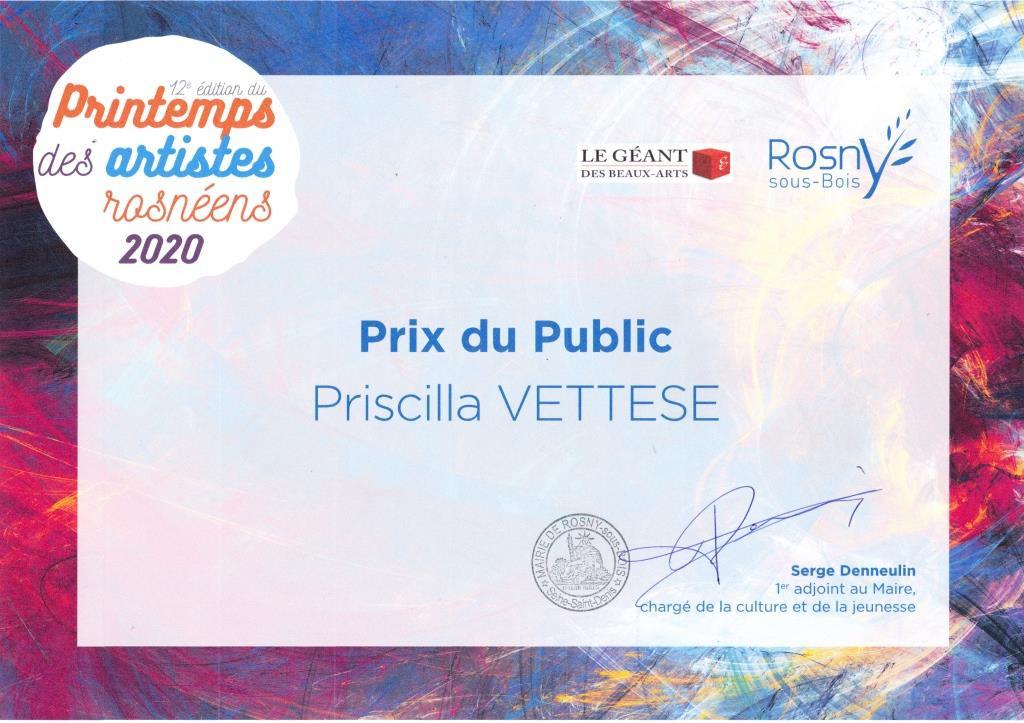 Public Prize