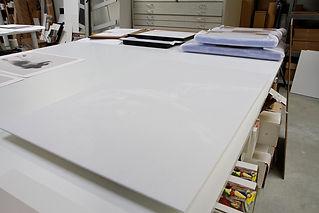 protection papier d'art