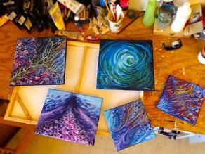 Peinture contemporaine et expressionnisme à découvrir