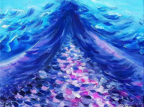 tableau-violet-bleu