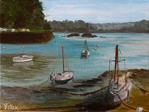 Peinture bateaux saint malo