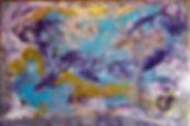 Tableau-abstrait-violet