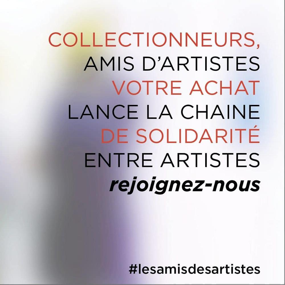 les amis des artistes solidarité