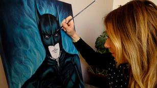 Le Batman durant sa réalisationjpg