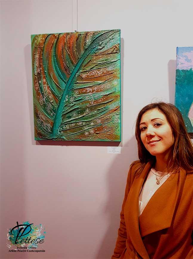 peinture contemporaine exposition