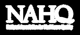 NAHQ Logo White