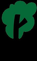 Hippos dark green tree icon