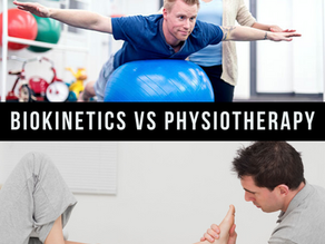 Biokinetics vs Physiotherapy