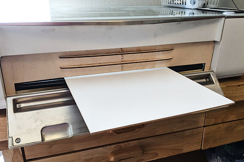 Door-No-More Cut larger material with Glowforge