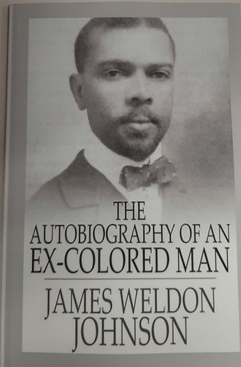 AUTOBIO OF AN EX-COLORED MAN