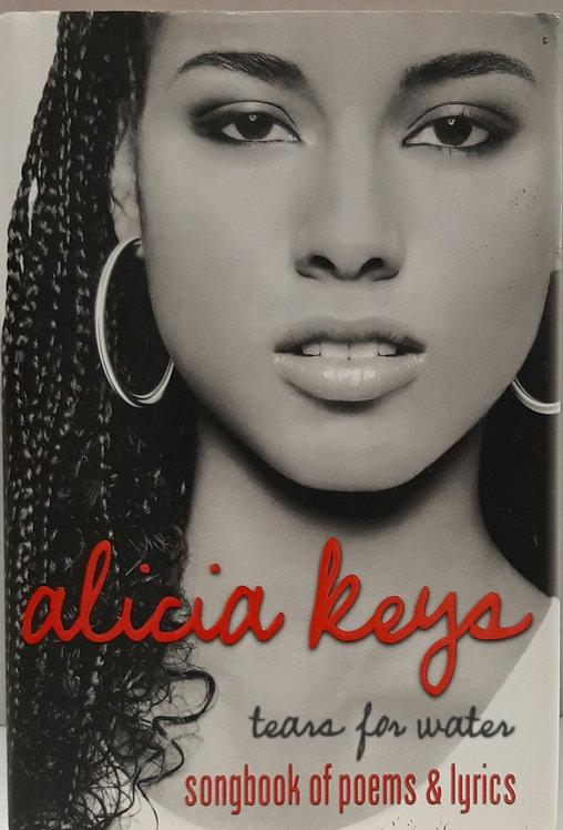 Alicia keys ,tears for water