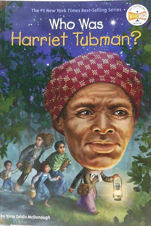 Who Was Harriet Turman ?