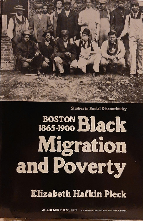 Black Migration and poverty