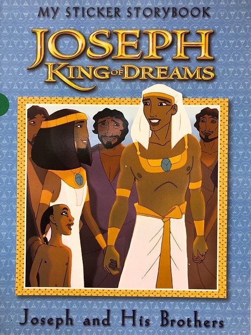 Joseph King of Dreams