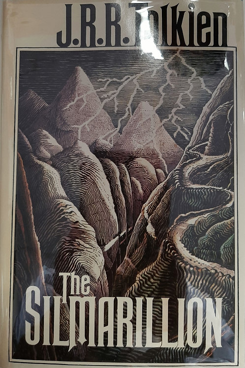 J.R.R.Tolkien The SILMARILLION