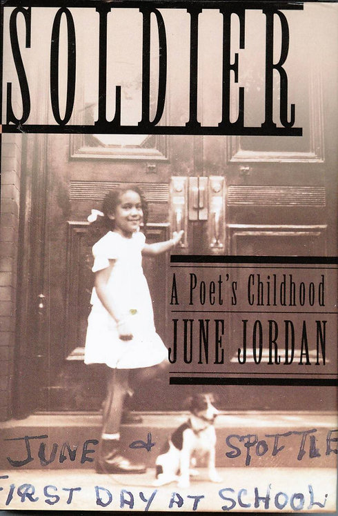 Soldier: A Poet's Childhood