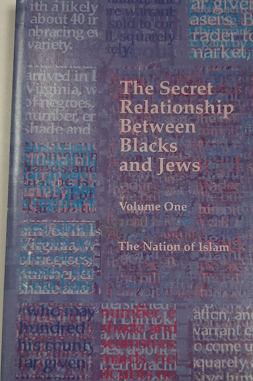 The Secret Relationship between Blacks and jews
