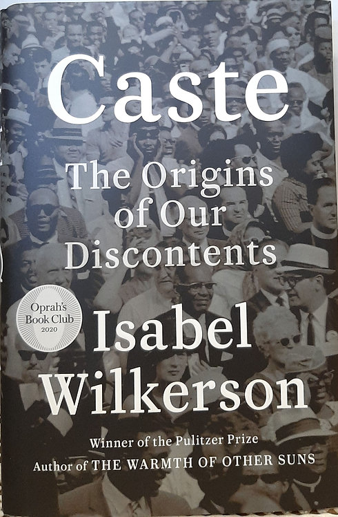 Caste-The Origins of Our Discontents