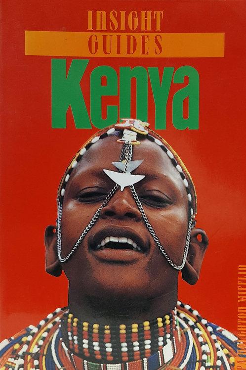 INSIGHT GUIDES KENYA