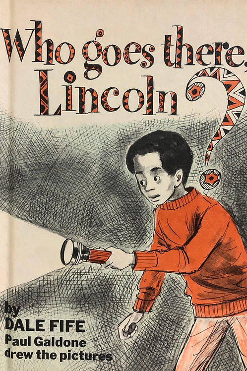 Who goes there, Lincoln?