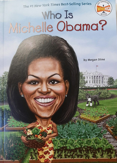 Who Is Michelle Obama ?