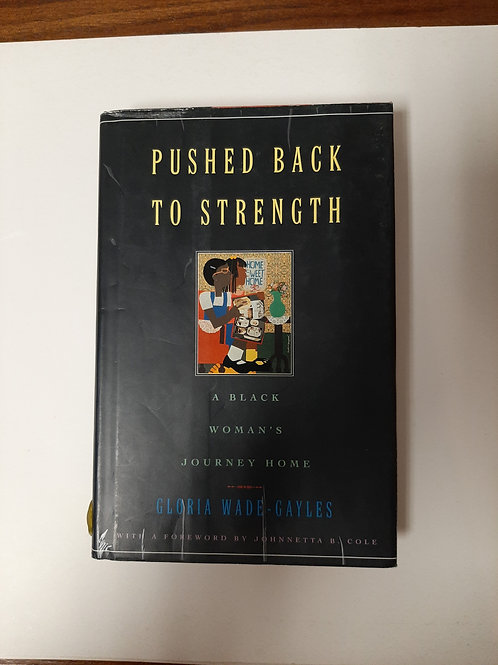 Pushed Back To Strength