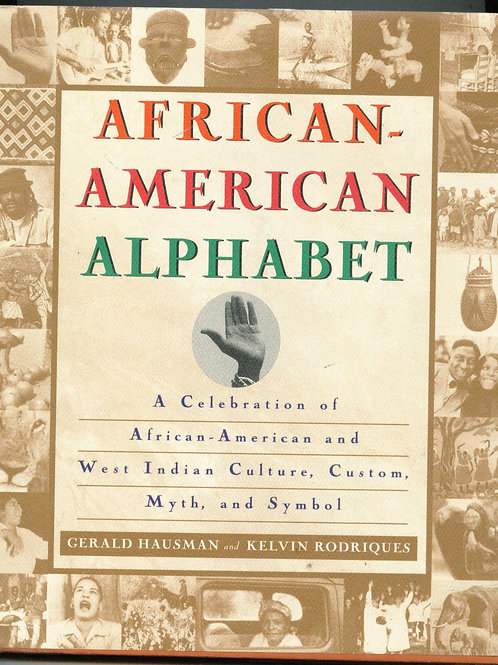 African American Alphabet