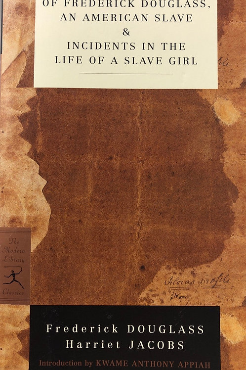 Narrative of the Life of Fredrick Douglass, an American Slave