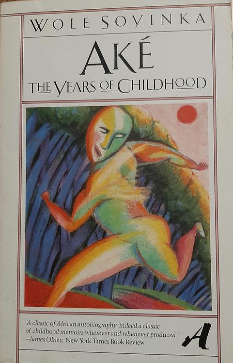 Ake, The Years of Childhood