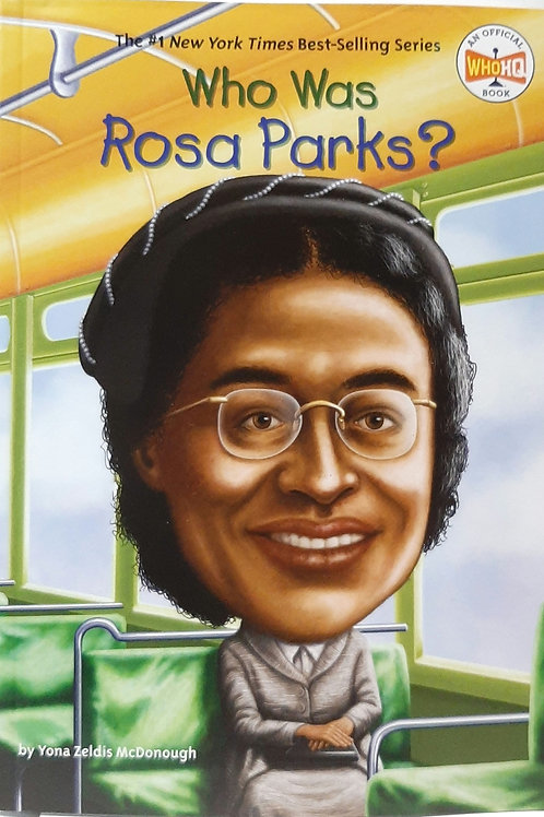 Who Was Rosa Parks ?