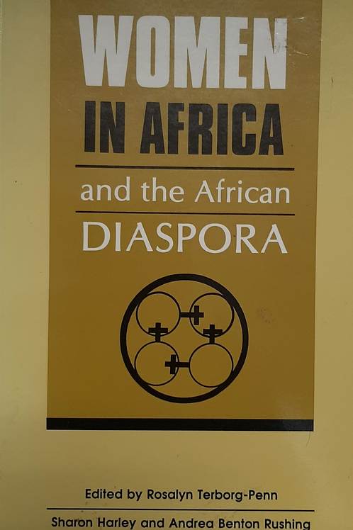 WOMEN IN AFRICA and the African DIASPORA