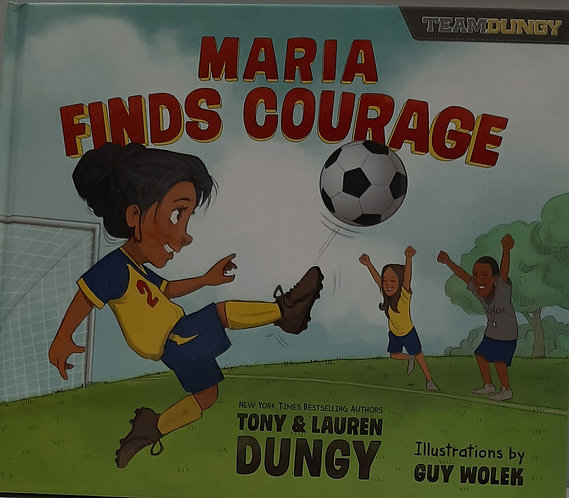 MARIA FINDS COURAGE