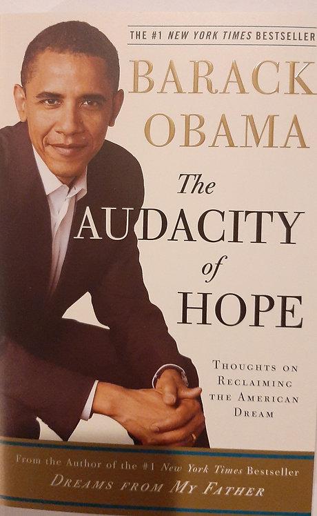Audacity of Hope