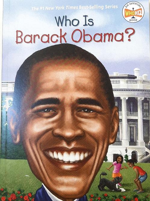 Who Is Barack Obama ?
